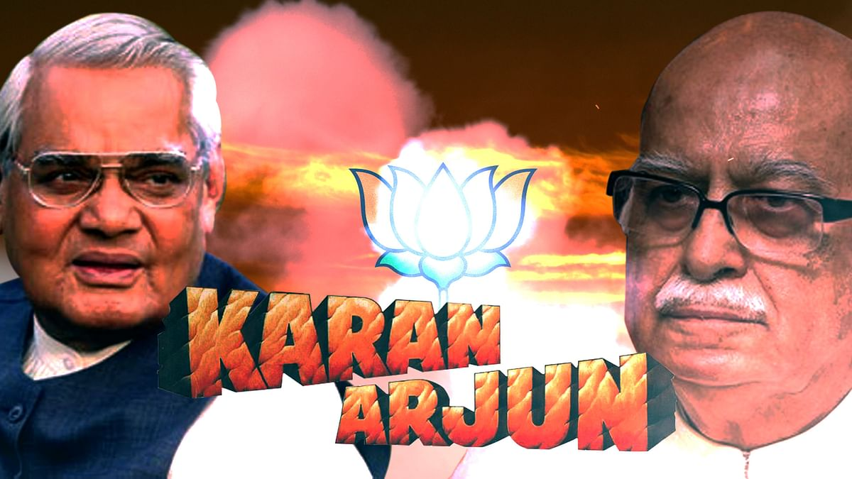 BJP's Karan-Arjun Kahani: How India's Ruling Party Came Into Being