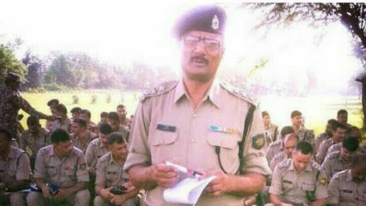 File photo of the NIA Officer, Mohammad Tanzil (Photo: PTI)