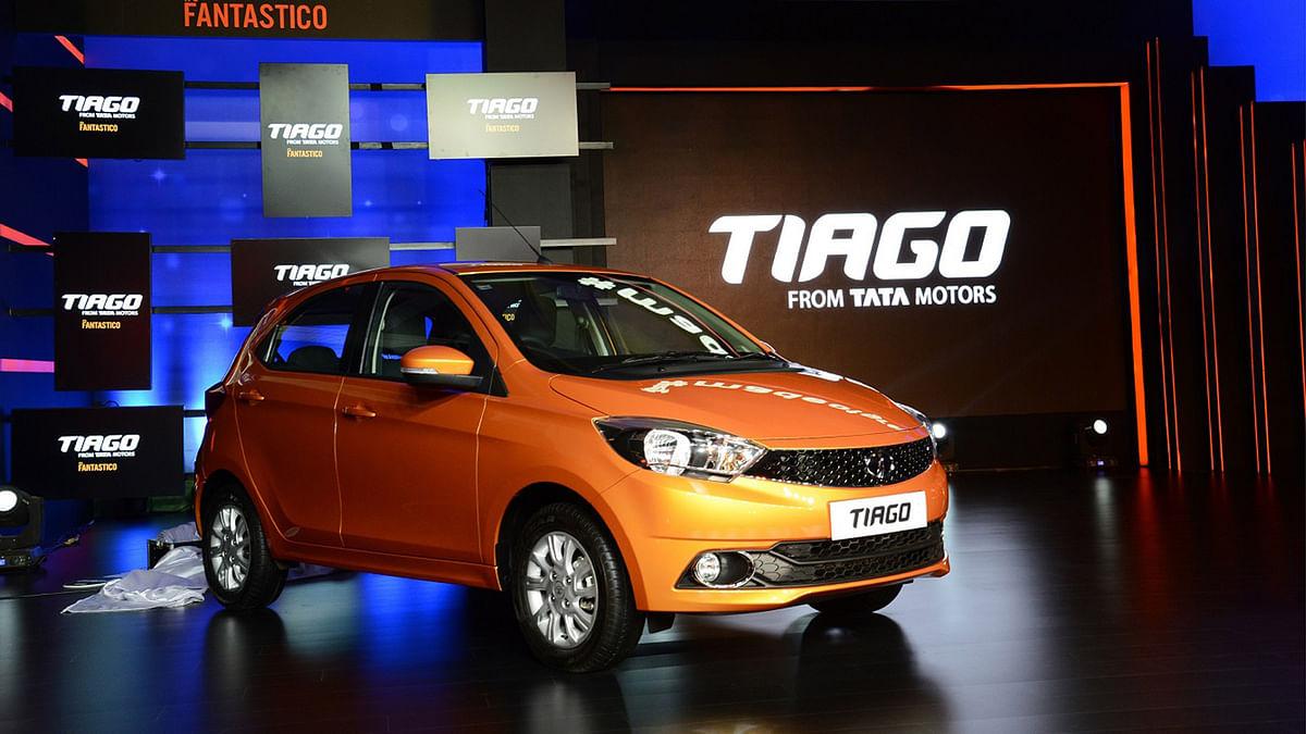 Tata Tiago. (Photo: Tata Motors)