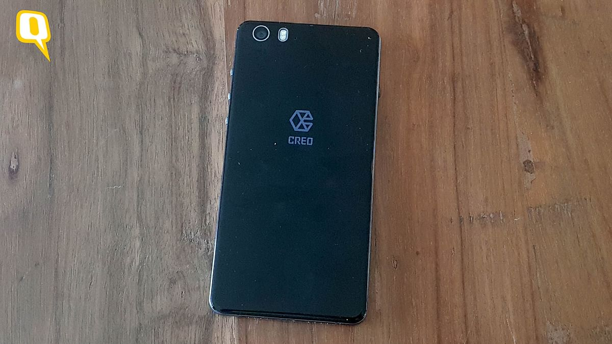 Creo Mark 1 gets a glass-back body. (Photo: <b>The Quint</b>)