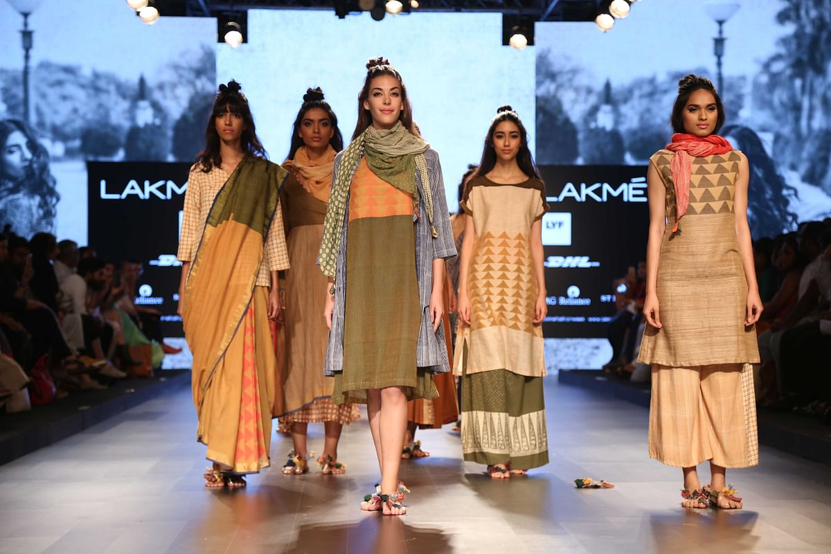 Paromita Banerjee brings out the hippie in you with her latest collection (Photo: Yogen Shah)
