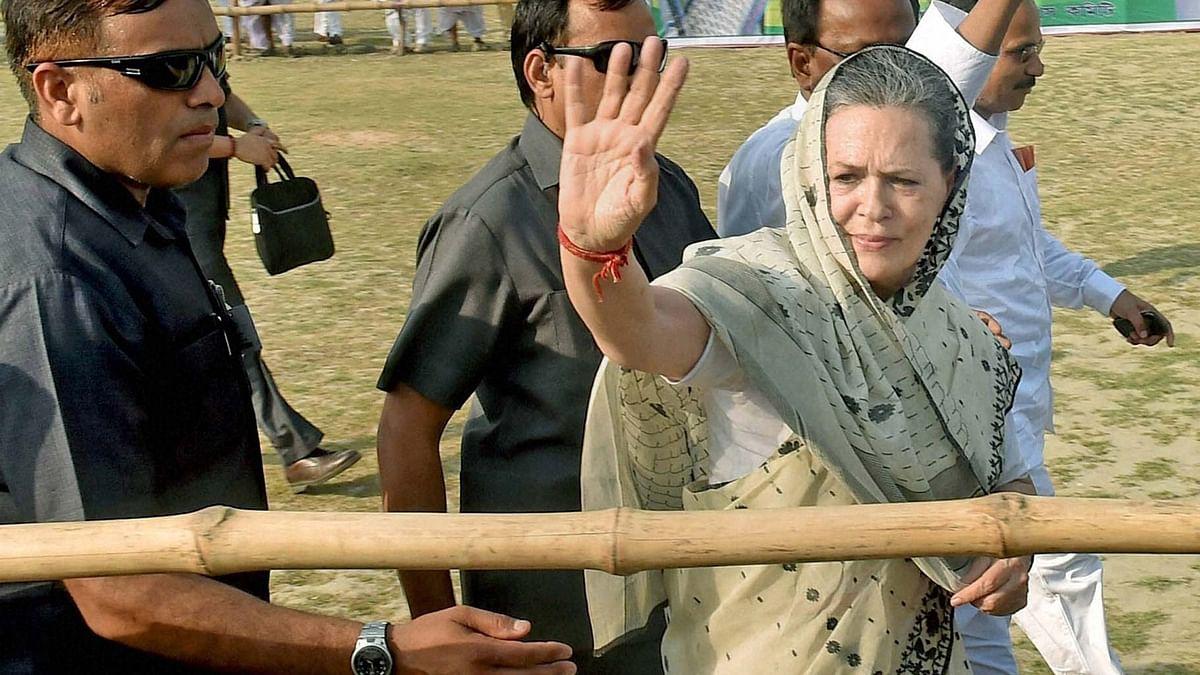 Nexus of Modi and Mamata is a Threat to Bengal: Sonia Gandhi