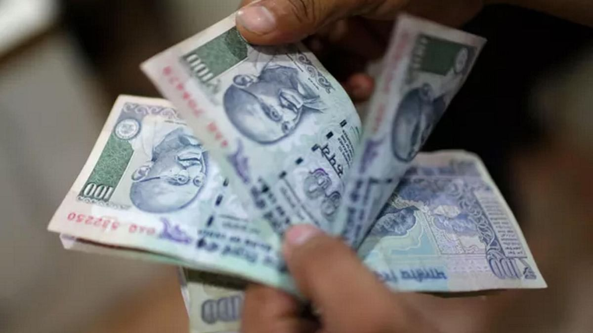 Representational image of Indian currency. (Photo: Reuters)