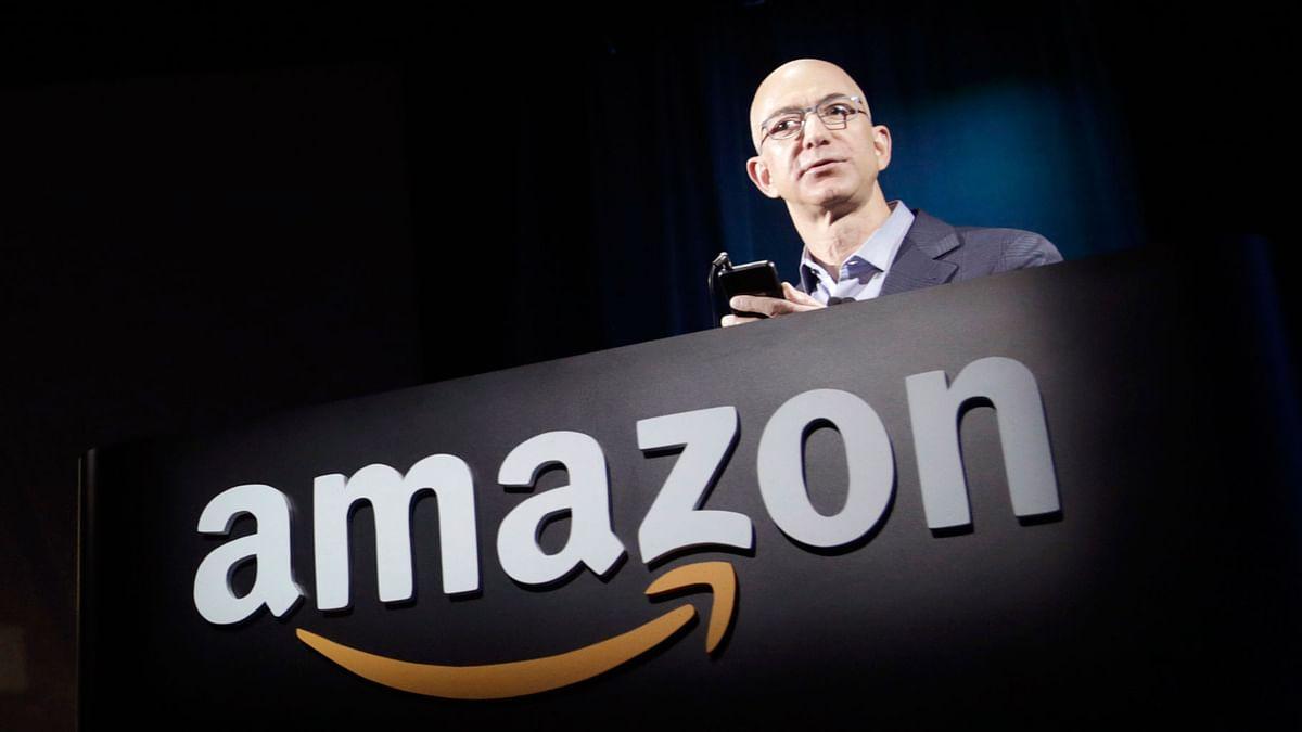 File Photo of Amazon CEO Jeff Bezos