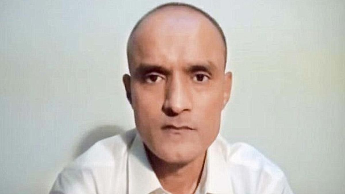 India has acknowledged Jadhav as a retired Indian Navy officer. (Photo Courtesy: YouTube/Dawn News)