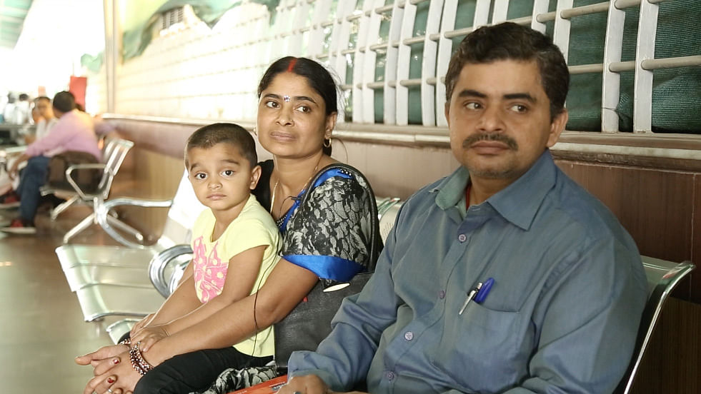 Ranjan and Ruby Kumari insist their 13-year-old is ready to leave home and study for IIT in Kota. (Photo: <b>The Quint</b>)