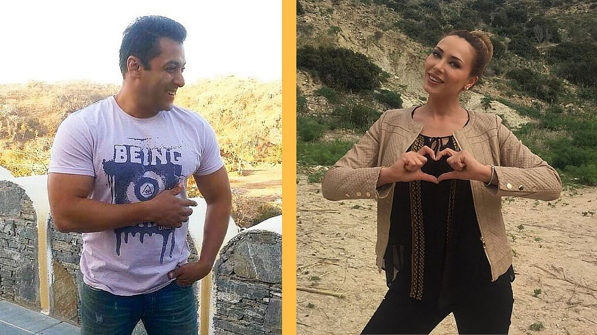 Are Salman andIulia all set to take the plunge this year? (Photos: Instagram)