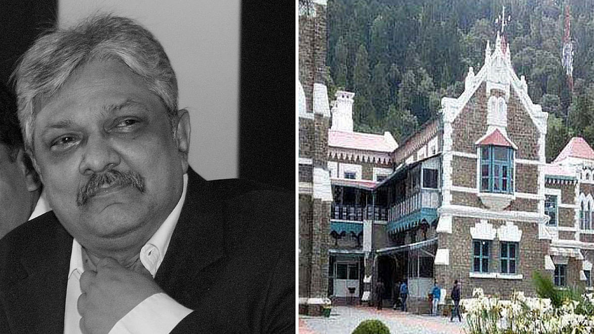Chief Justice KM Joseph of the Uttarakhand High Court has been transferred to the Andhra Pradesh High Court. (Photo: <b>The Quint</b>)