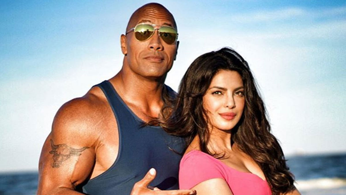 Watch: 'The Rock' Discusses His Tribute to US Troops, Baywatch
