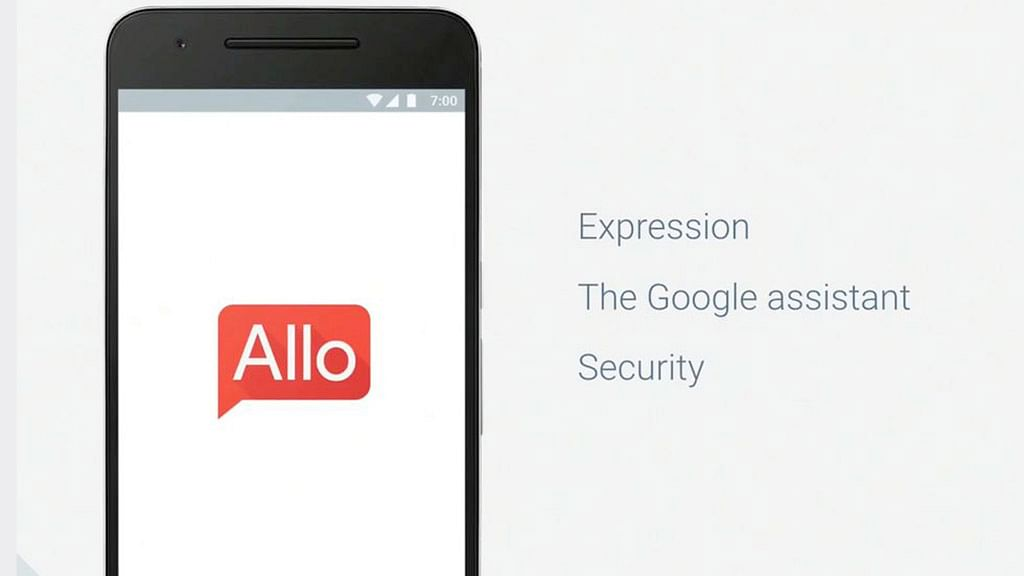 Allo is the smart messaging app for iOS and Android. (Photo: Google)