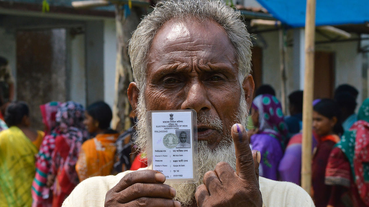 In Pics | Enclave-Dwellers Vote for the First Time in West Bengal