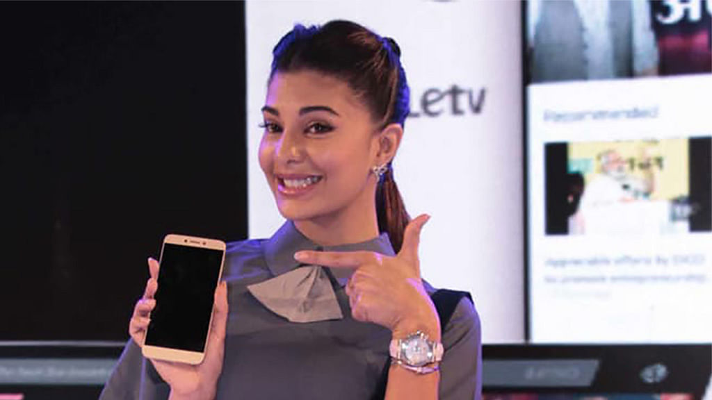 Jacqueline Fernandez at a promotional event (Photo: Yogen Shah)