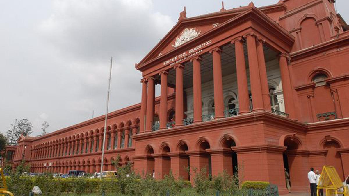 "Bengaluru High Court (Photo: <a href=""https://twitter.com/search?f=images&amp;vertical=default&amp;q=%23bengaluru%20High%20court&amp;src=typd"">Twitter</a>)"