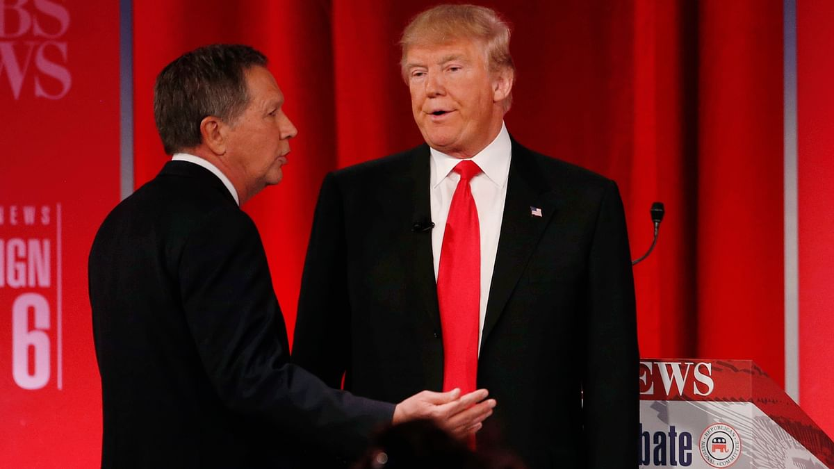 Trump is now the presumptive nominee for the Republican party. (Photo: Reuters)
