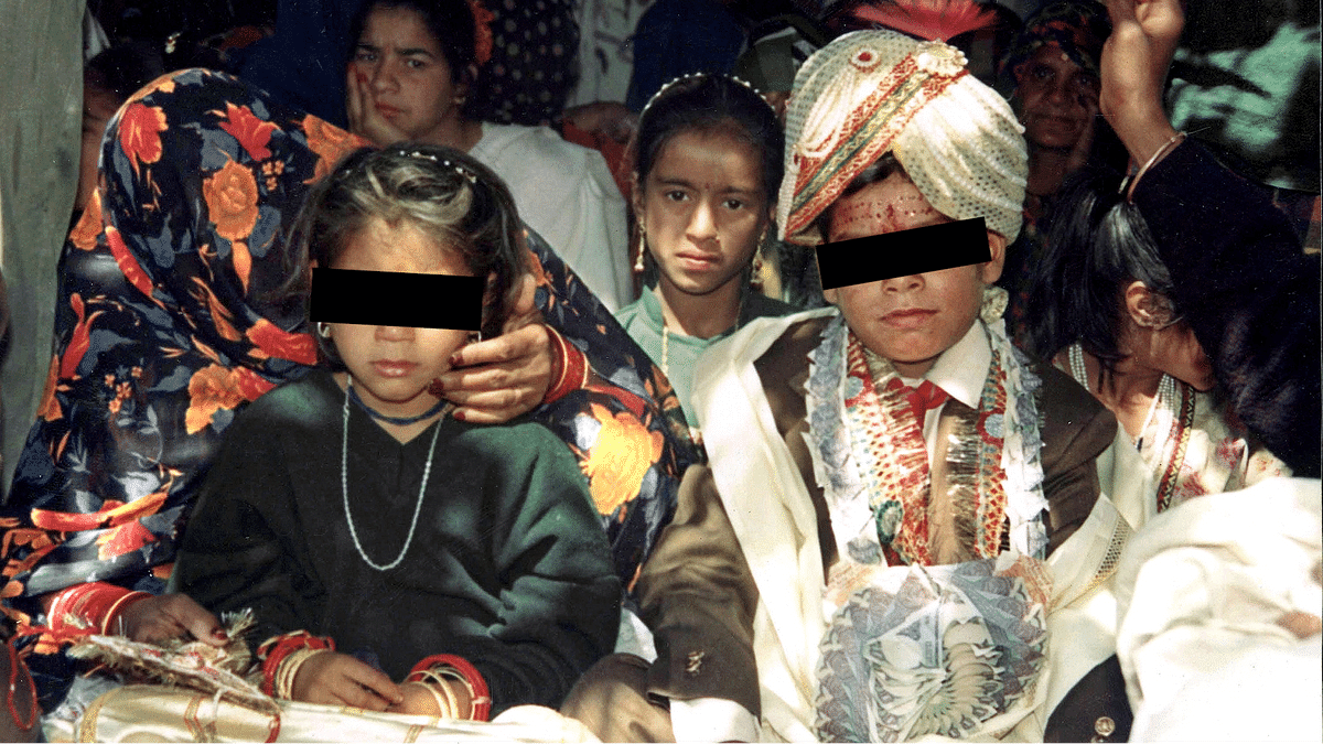 No videos, no pictures, but child marriages are happening everywhere, even in the Capital's backyard, Greater Noida. (Photo: Reuters)