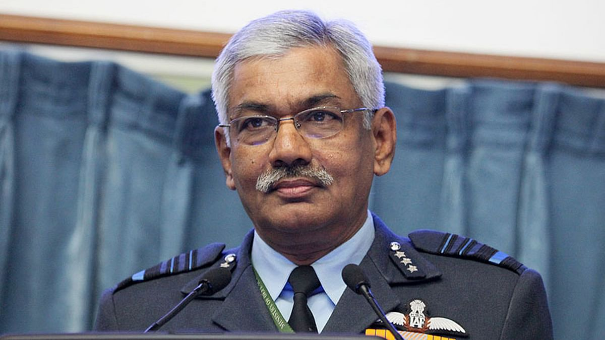 """Former Assistant Chief of Air Staff (Plans) NV Tyagi. (Photo courtesy: <a href=""""http://www.sps-aviation.com/"""">SP's Aviation</a>)"""