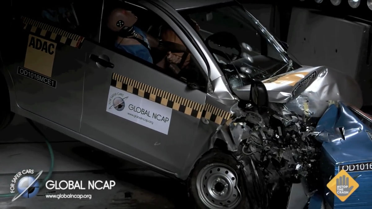 Indian Car Models Fail Global NCAP Crash Test!