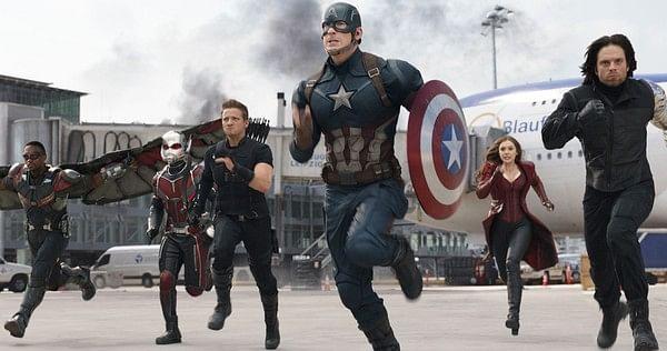 A still from <i>Captain America: Civil War </i>