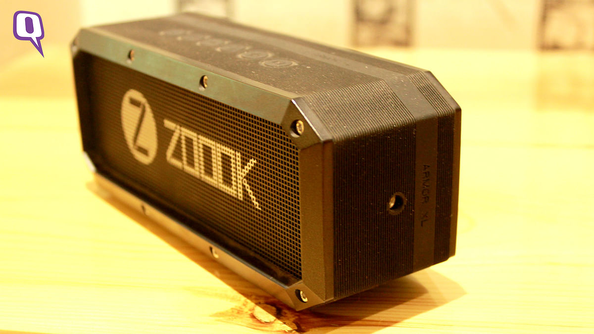 Zook Armour also has 3.5-mm audio jack. (Photo: <b>The Quint</b>)