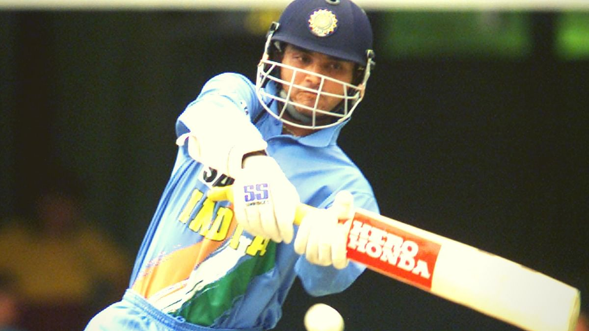 File photo of Sourav Ganguly. (Photo: Reuters)