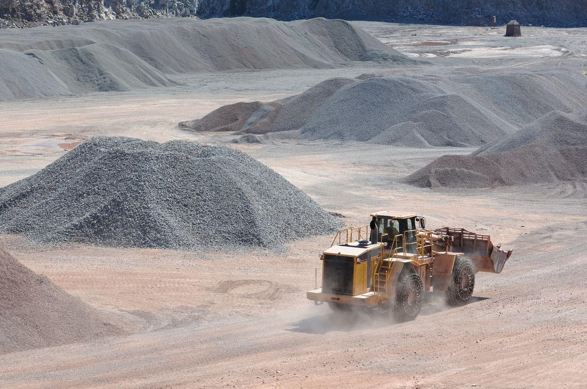 Representative photo of a mining quarry. (Photo: iStockphoto)