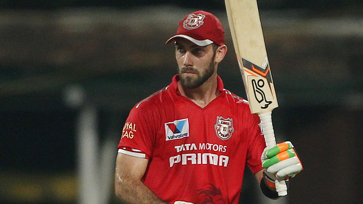 File photo of Glenn Maxwell. (Photo: PTI)