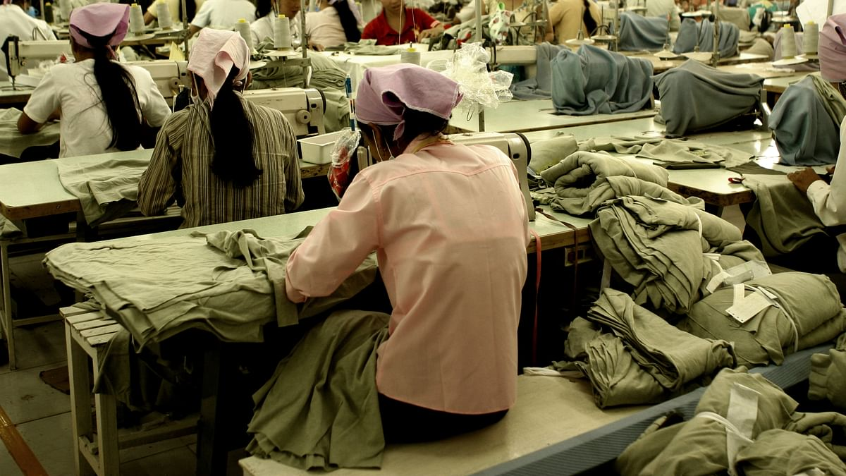 One in every seven women working in the garment industry Bengaluru have been raped or sexually abused. (Photo: Reuters)