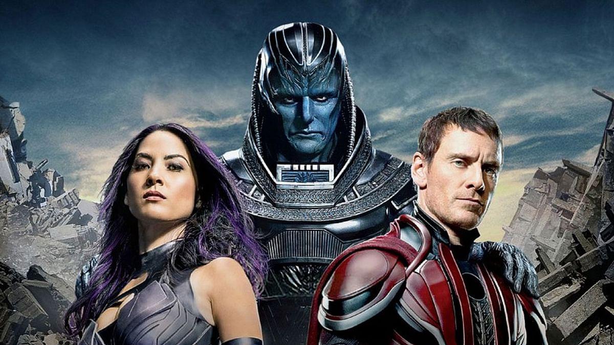 Still from<i> X-Men Apocalypse. </i>