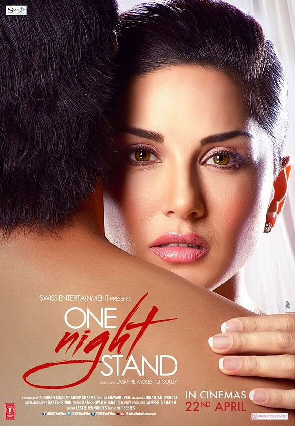 Movie poster of <i>One Night Stand </i>