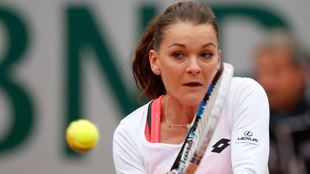 Agnieszka Radwanska. (Photo: AP)