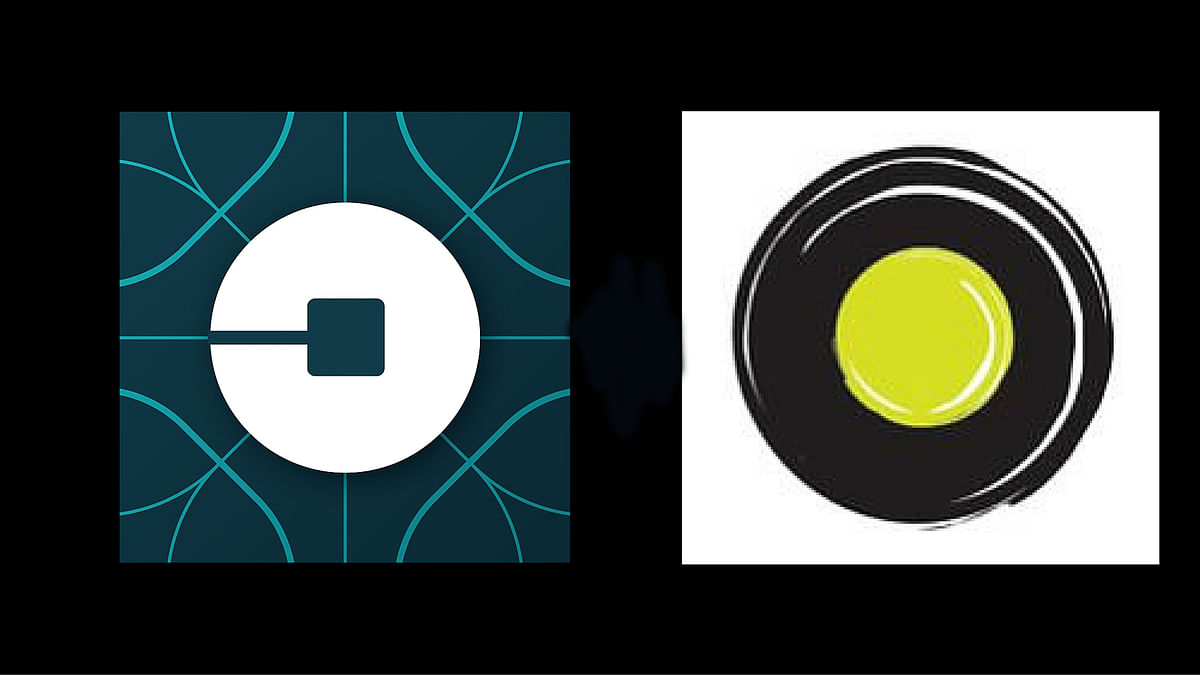 Uber and Ola are facing the wrath by the Karnataka government. (Photo altered by <b>The Quint</b>)