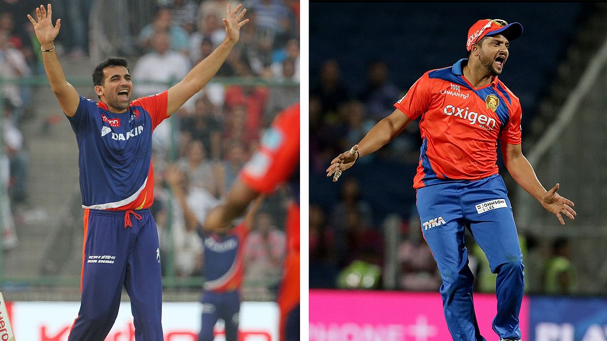 Zaheer Khan's young brigade take on Raina's promising squad (Photo: BCCI)