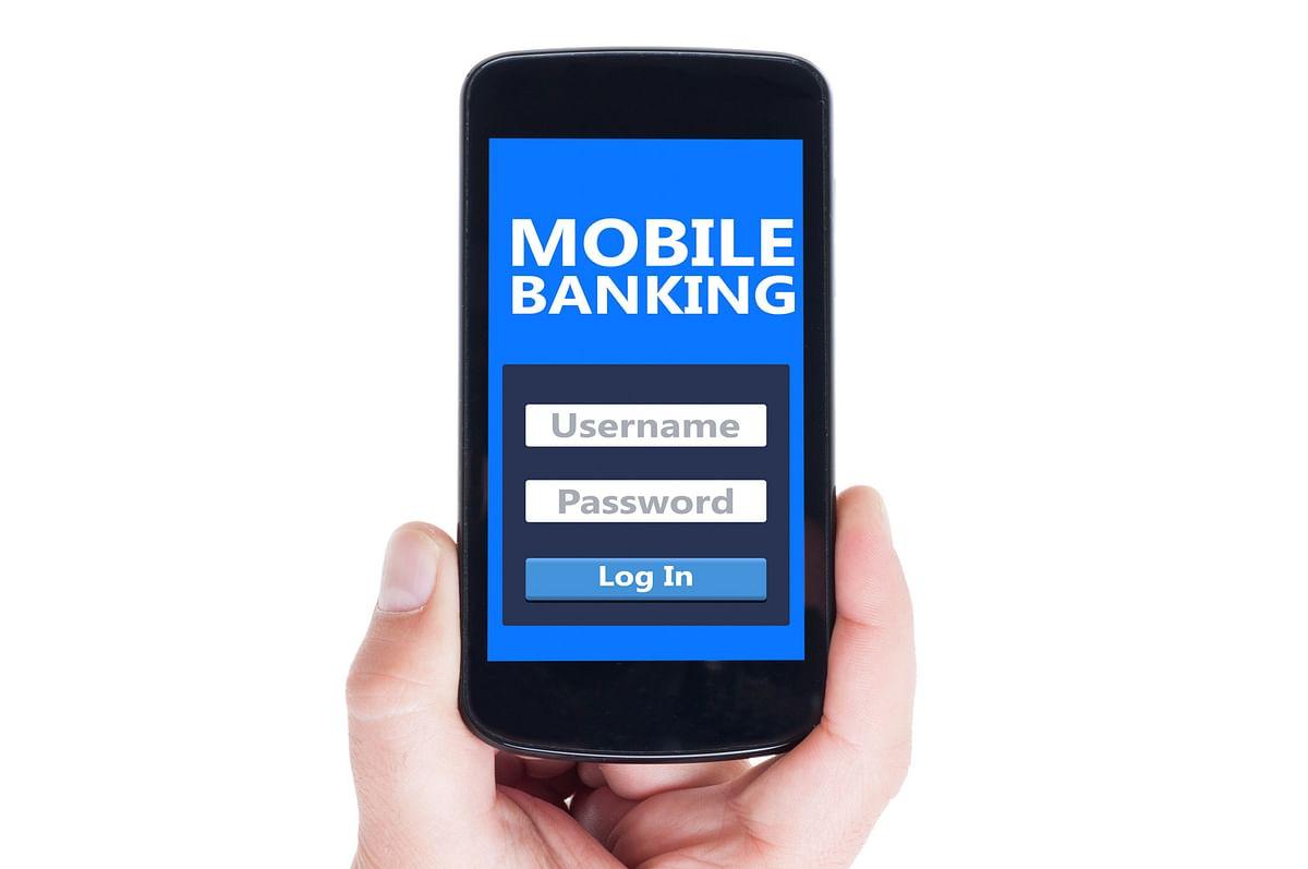 Mobile banking is increasingly becoming popular. (Photo: iStockphoto)