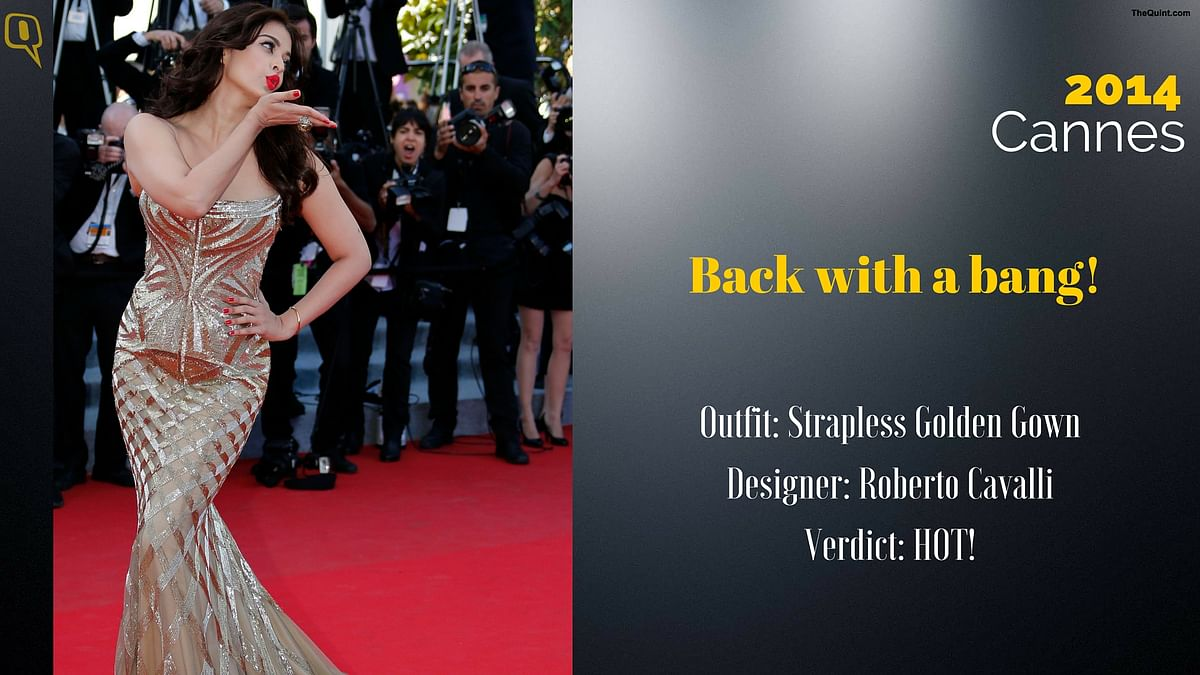 Cannes 2014: Back with a bang!