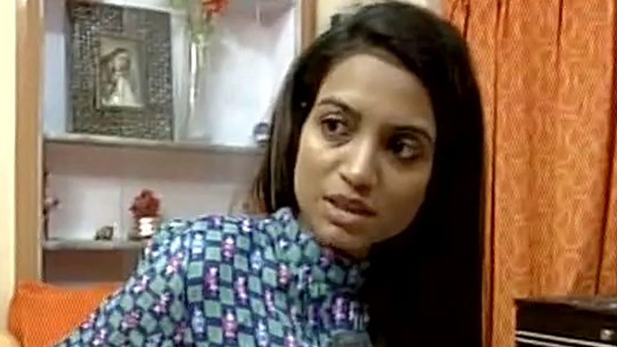 Afreen Rehman filed a petition with the Supreme Court after receiving a divorce letter through speed post. (Photo: ANI)