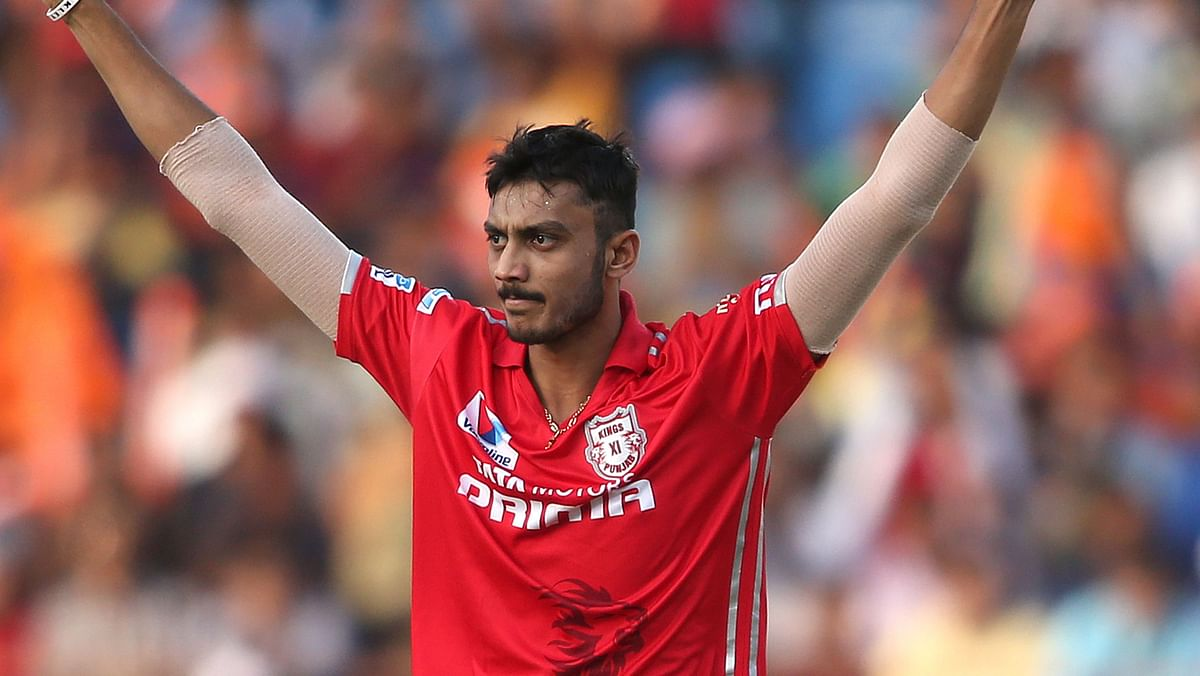 Axar Patel took a hat-trick for Kings XI Punjab in the ninth edition of the IPL.