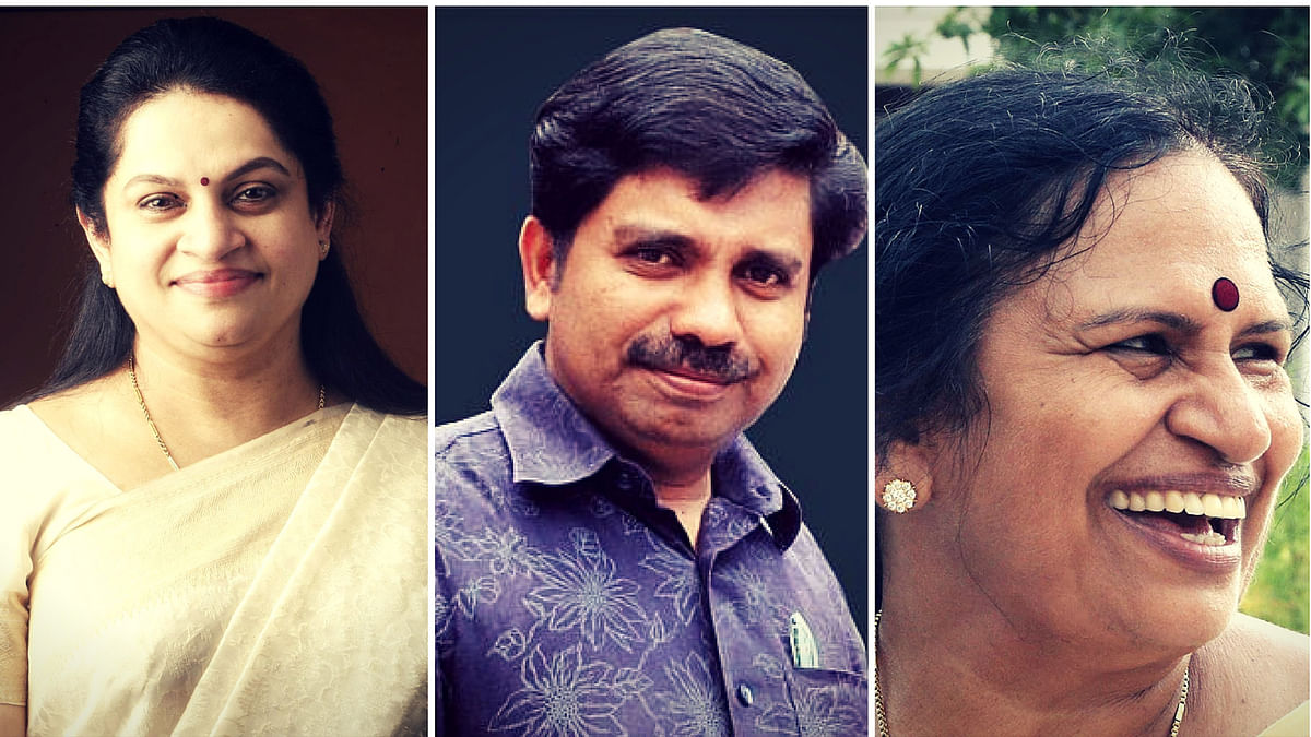 Even The Surname Didn't Help: Politicians' Kids Who Lost in Kerala