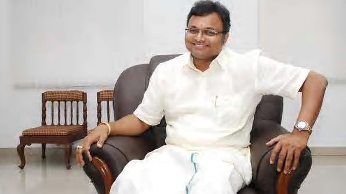 Don't Play With the Law, Will Come Down Heavily: SC to Karti