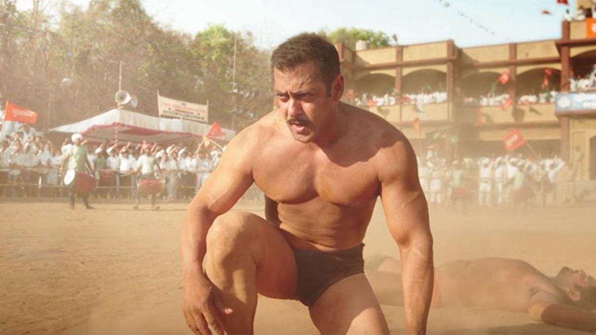Movie Still from <i>Sultan</i>&nbsp;