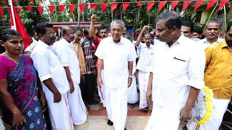 Kerala Doesn't Need Nationalism Advice from RSS: Pinarayi Vijayan