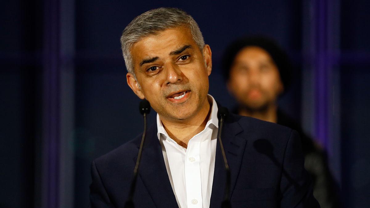 Sadiq Khan has become London's first Muslim Mayor. (Photo: AP)