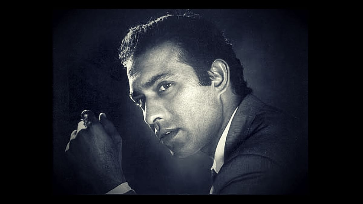 Humming along with Talat Mahmood's unforgettable melodies.