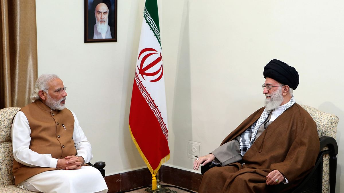 'India-Iran Chabahar Port Deal to Counter China-Pak Alliance'