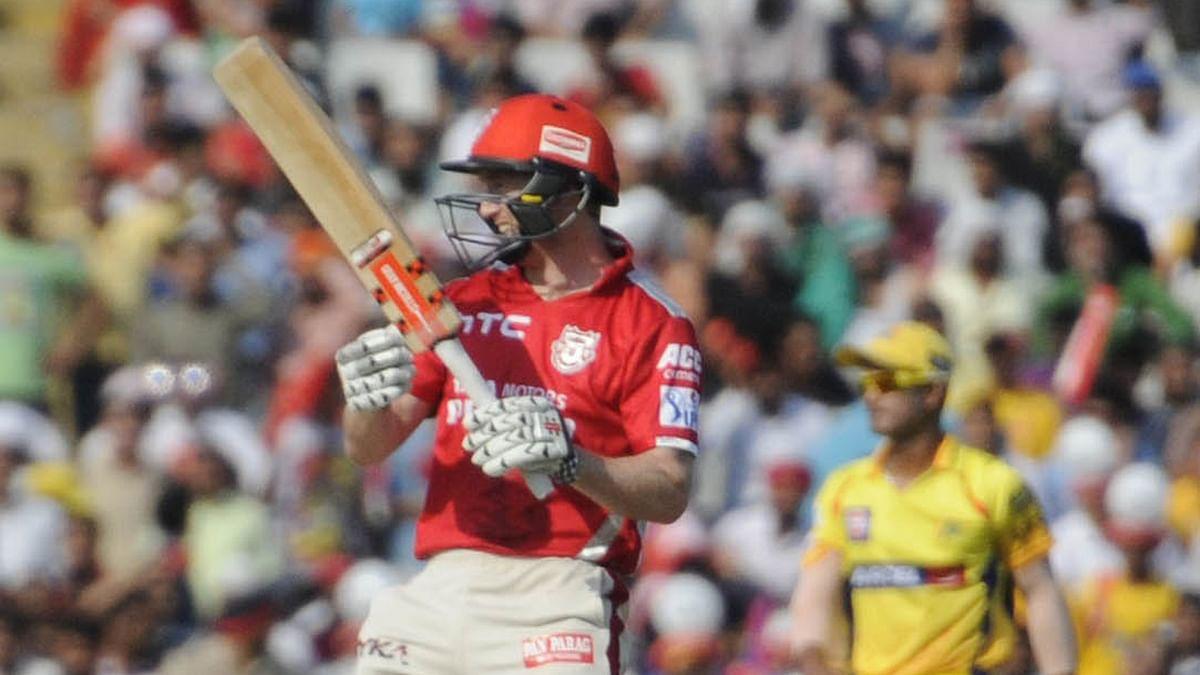 George Bailey  captained  Kings XI Punjab during the last season of IPL. (Photo: IANS)