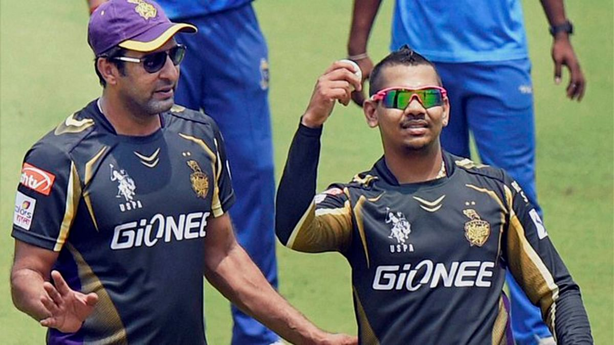 One of the big factors that's eluding KKR is Sunil Narine's X-factor. (Photo: PTI)
