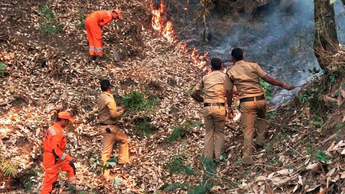 Uttarakhand Forest Fires Could Melt Glaciers Faster: Experts