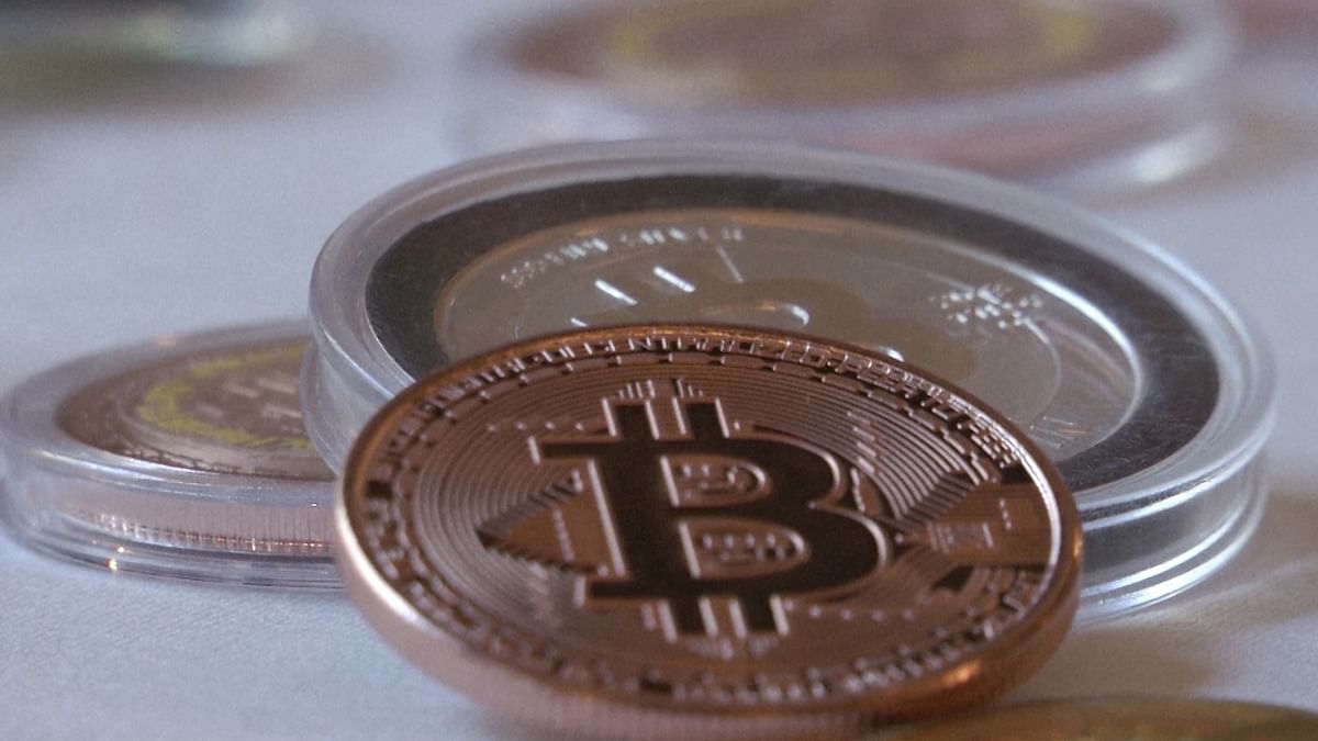 Independent digital currency, Bitcoin.