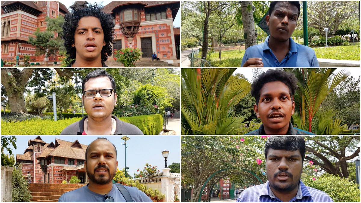 <b>The Quint</b> spoke to young voters in Kerala to know what it is biggest issue for them in the Kerala elections (Photo: <b>The Quint</b>/Parul Agrawal)