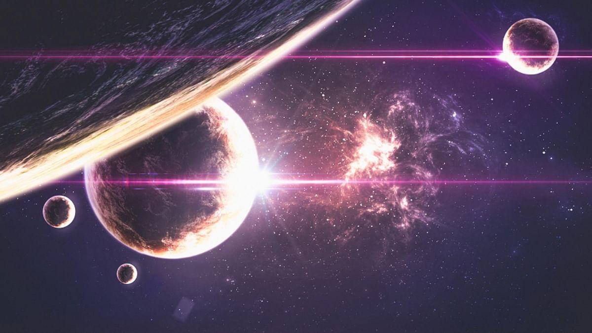 Representational image of a planetary system. (Photo: iStockphoto)