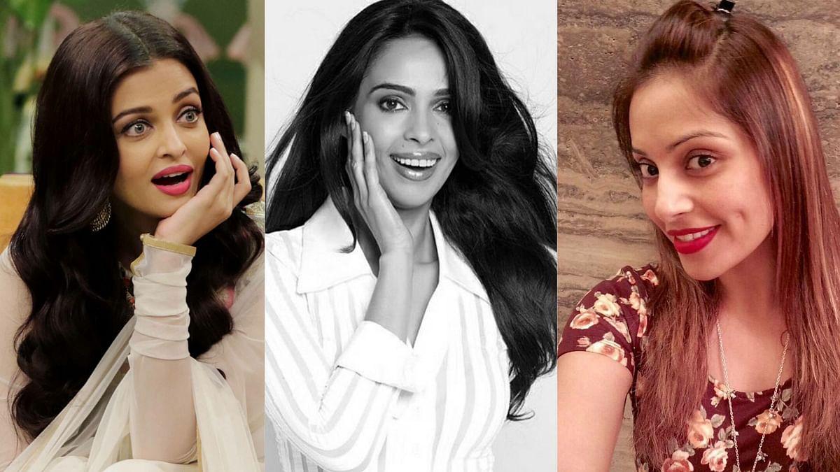 Aishwarya Rai, Mallika Sherawat and Bipasha Basu (Photos: Yogen Shah / Twitter)